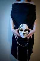 Abstractmask by Sinned-angel-stock