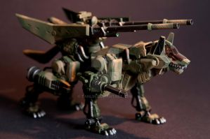 Zoids CW AC custom paint 01 by tanlin