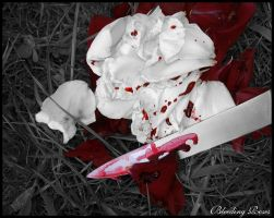 Bleeding Roses by Vampiric-Pirate