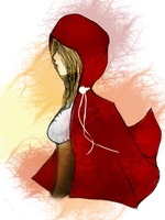 Red Riding Hood by NataliaRia