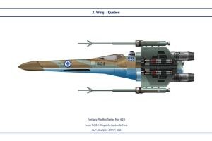 Fantasy 624 X-Wing Quebec by WS-Clave