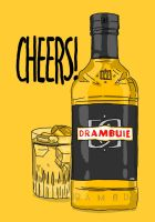 Drinks with Friends 1 - Drambuie by resresres