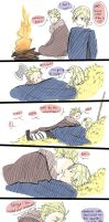 APH Back Then: Feb special03 by 5leepyPillow