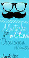 MustachoGlasses by LawGlz