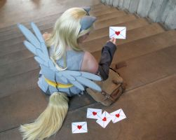 My Little Pony: Derpy Hooves 4 by Rivenchan
