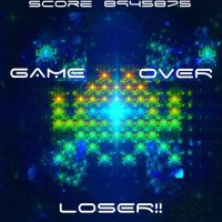 Game Over by phoenixkeyblack