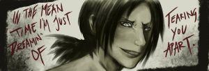 My Songs Know What You Did In The Dark - Ymir by RedKid11