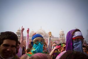 Holi fest 2011 by obviologist