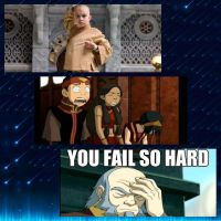 ATLA reactions to ATLA Movie by KorraFarron