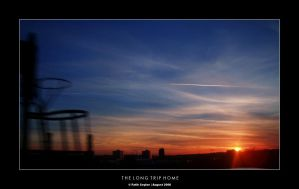 The Long Trip Home by fatz87