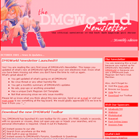 DMGWorld Newsletter by Norven