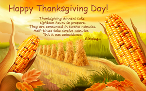 Happy Thanksgiving Day by Loveonve