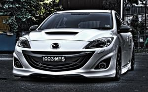 2013 Mazda 3 MPS by MrVendetta666
