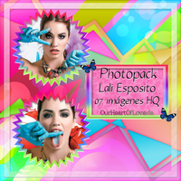 Photopack | Lali Esposito | by OurHeartOfLove