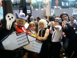 Soul Eater Group Shot by TommEdge4Life