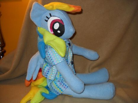 Raindowdash is Ready for Bed better pic by digigirl789