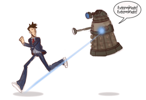 exterminate by Diaff