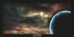 ALONE by travellingthecosmos