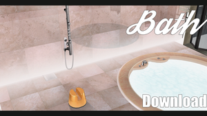 |MMD| Bath Download by Dastezi