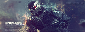 Crysis 2 Signature by kingsess