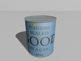 Sealed Good In A Can by Roxor128