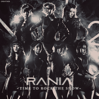 RaNia - Time To Rock The Show by Cre4t1v31