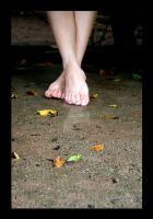 Leaves and Ankles by Uncaged