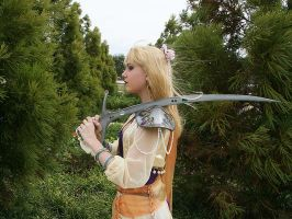 Amano Celes Chere - Cosplay II by klytae