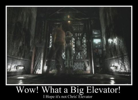 What a Big Elevator by LegendaryDragon90