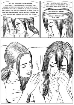 Kate Five and New Section P Page 33 by cyberkitten01