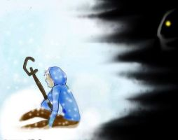 RotG Jack Frost by xGhostFishX
