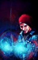 Delsin Rowe by madaboutvampires