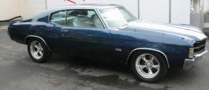 1971 Chevelle SS by Beowulf-BX