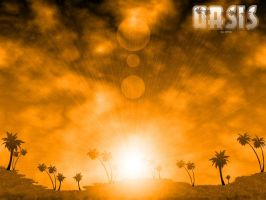 Oasis by Ronel