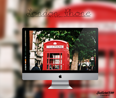 London Phone Wallpaper By Julieta7599 by Julieta7599