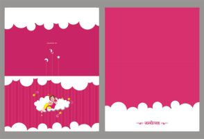baby card by vanart