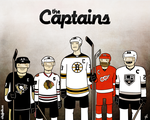The Captains by cityfolkwebcomic