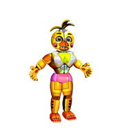 FNaF Sister Location: (Funtime?) Chica by GamerOC