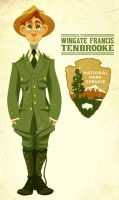 Wingate Francis Tenbrooke by shoomlah