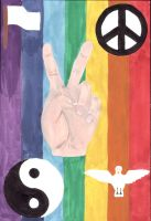 peace by twintiger