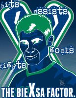 Canucks : The BieXsa Factor. by Bleezer