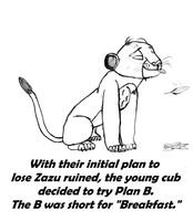 Plan B by LionBreed