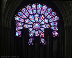 The Rose Window by IrisAngel131