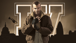 GTA IV Wallpaper by Slydog0905