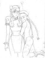 I love Chun by Autoclave07