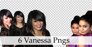 Vanessa Png Pack by TerriusCandy