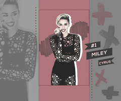 .: Miley Cyrus :. by rousvisuals