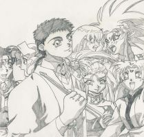 Gift to Shellion-Tenchi Muyo by Hunter0309