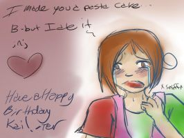 APH: Happy Birthday by ChaosTearKitsune