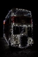 Christmas Bus Clonakilty by AcridMonkry